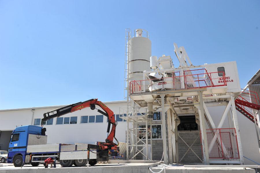 A3 d.o.o. - Tvornica betona i betonske galanterije
