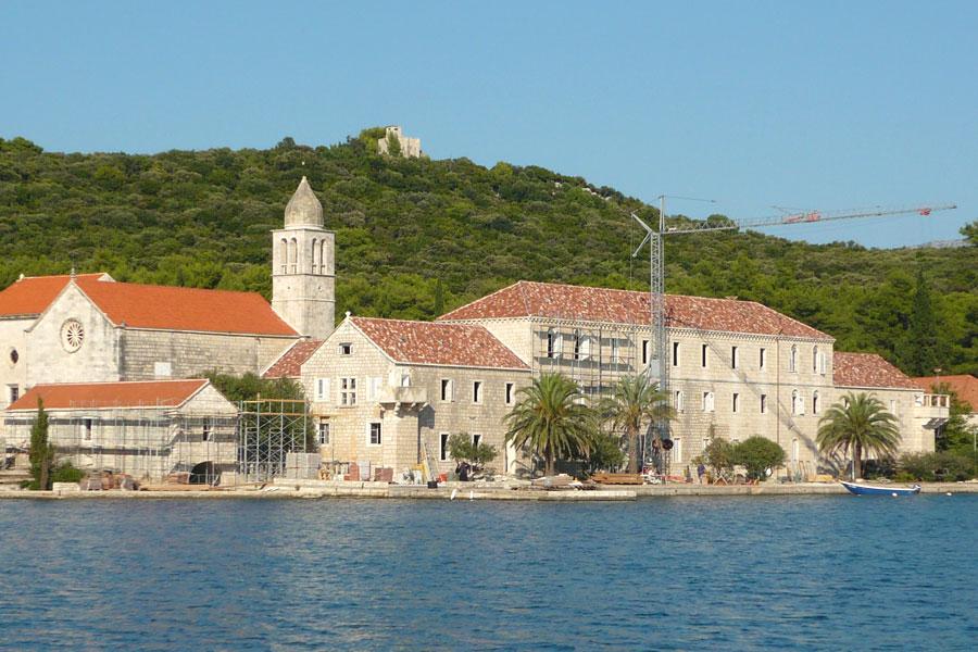 Franjevački samostan Badija