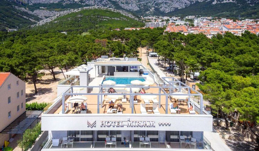 Hotel Mirjam Makarska