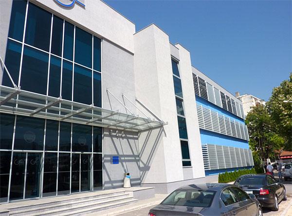 Građevinski fakultet Mostar